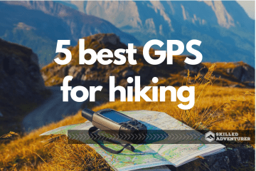 5 best GPS for hiking