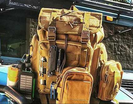 Buying a Tactical Backpack; What Is Important?