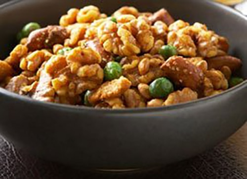 Indian Spiced Party Mix