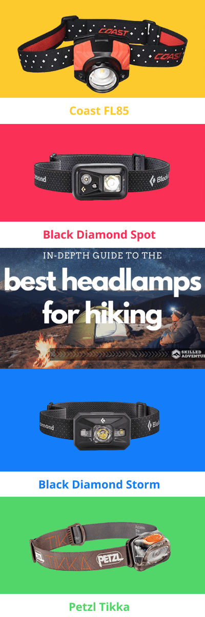 Best Hiking and Camping Headlamps