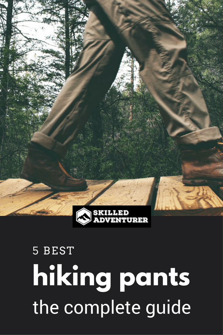 best hiking pants for men - the complete guide