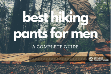 best hiking pants for men