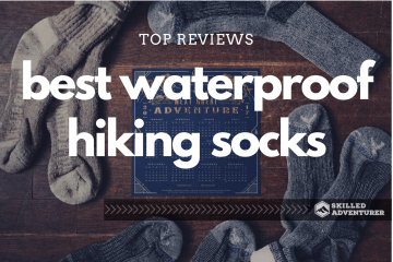 best waterproof hiking socks