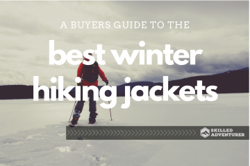 best winter hiking jackets