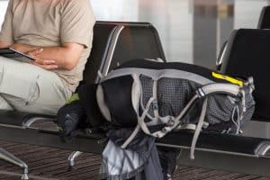 carry on backpack airport
