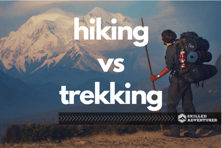 What Are The Differences Between Hiking and Trekking?